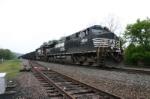 Coal train 614
